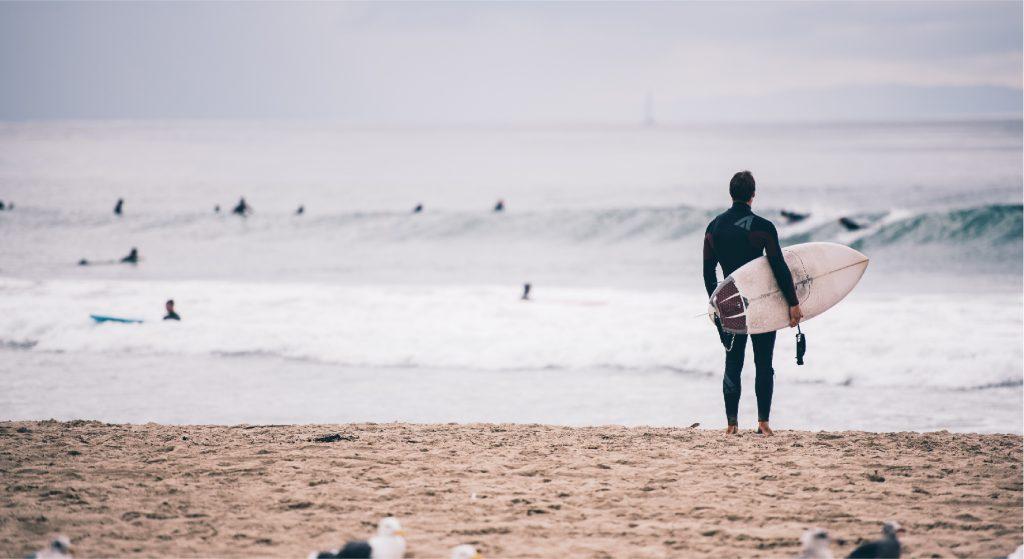 Nuestra especialidad: el surf